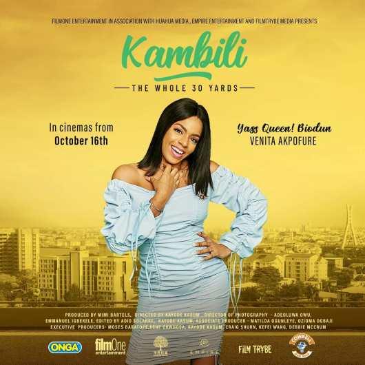 Kambili-The-Whole-30-Yards-cast-Venita-Akpofure