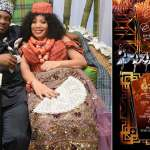 Monalisa Chinda's Beautiful Invitation Card For Her Wedding In Greece