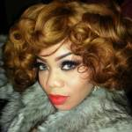 Toyin Lawani Shows Love to Her Men admirers (photos)