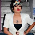Toyin Lawani Reveals Her Weak Point!