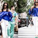PHOTO New York Stands Still as Toke Makinwa Hits The Street