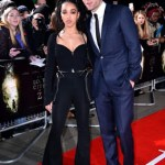 Robert Pattinson and FKA Twigs make rare red carpet appearance