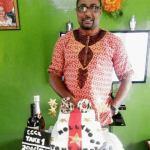 Photo: Nollywood actor Tony Umez celebrates 50th birthday