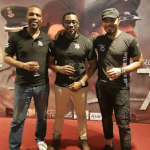 Ramsey Nouah, Daniel K Daniel, and 76 conquer Ghana (photos)