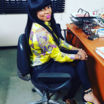 I wasn't born poor, love made me journey down poverty- actress Iyabo Ojo says