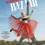 Paris Jackson dazzles on the cover of Harper Bazaar
