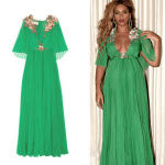 Beyonce's Gucci dress to the premiere of Beauty and the Beast cost $26,651 while her daughter's cost $1752
