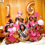 Photos: Nollywood actress, Iyabo Ojo's daughter turns 16