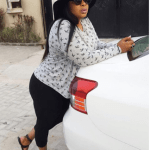 """Think before you type""- Actress Dayo Amusa kicks against cyberbulling"