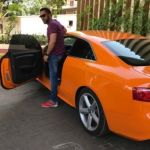 Actor turned Born Again, Majid Michel, buys Audi A5 Coupe