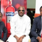 2face Idibia Unveiled As Campari Brand Ambassador