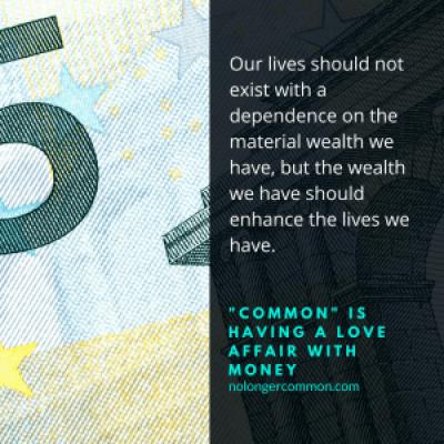 Love Affair With Money