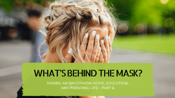 What's Behind The Mask-