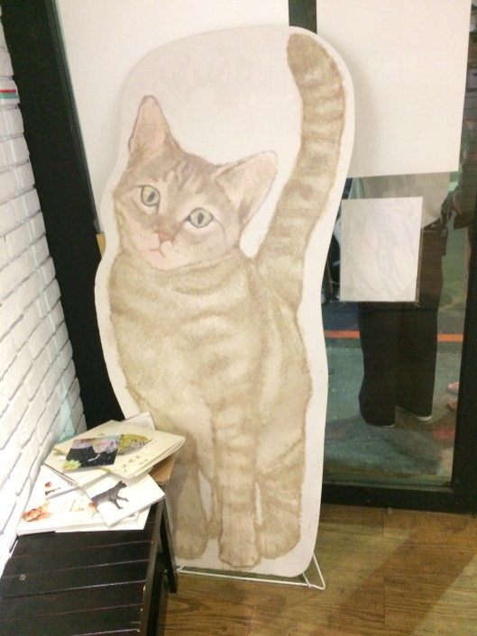 【新竹】河堤上的貓-來新竹必喝飲料店!   別鬧了! Sherry~