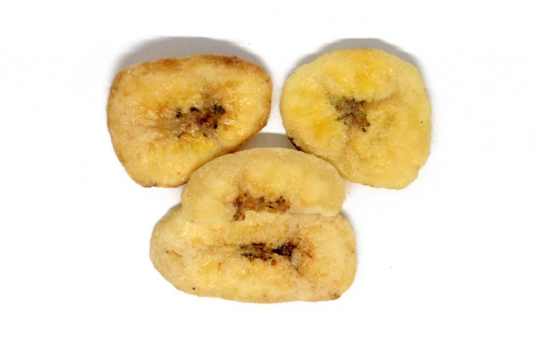 Banán chips