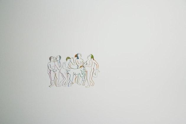 La borrachera de las hijas de Lot - David Cevallos