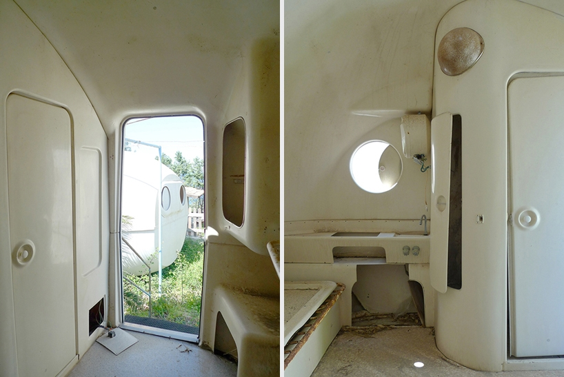 Restore An Abandoned Futuristic Cabin  Journal  Nothing