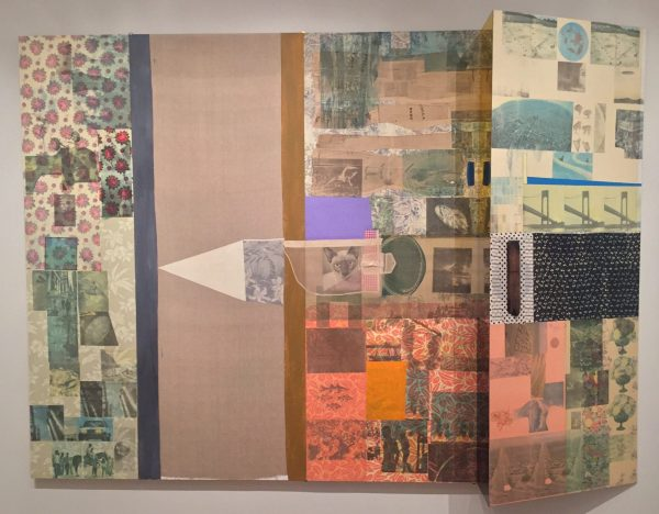 Collage In Context Exploring Robert Rauschenberg' Legacy