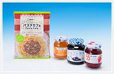アヲハタの株主優待品