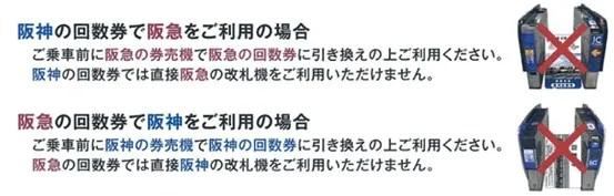 阪急阪神 回数券 引き換えサービスのご案内|乗車券のご案内|阪急電鉄