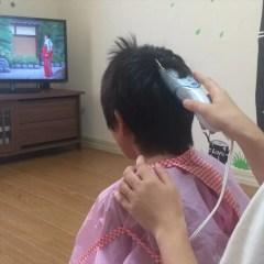 不器用でも年間散髪代を10,400円節約!お母さんができる小学生男子の髪の毛をバリカンで切る方法