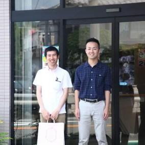 西脇市のクリーニング店「東田ドライ(リナビス)」東田伸哉さんインタビュー