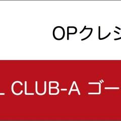 JAL CLUB-Aゴールドカード(OPクレジット)の特典とデメリット