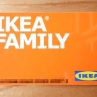 入会金・年会費は無料!IKEA FAMILYメンバーの登録方法