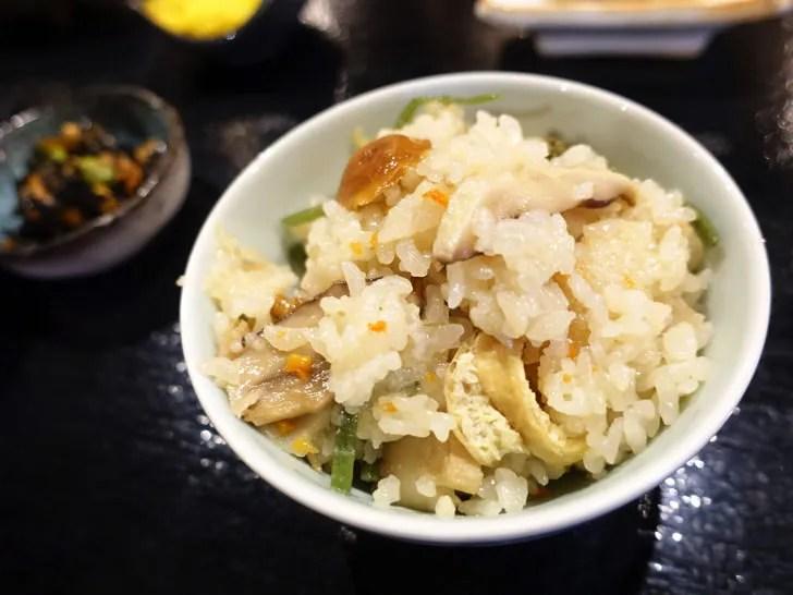 豪円湯院の食事