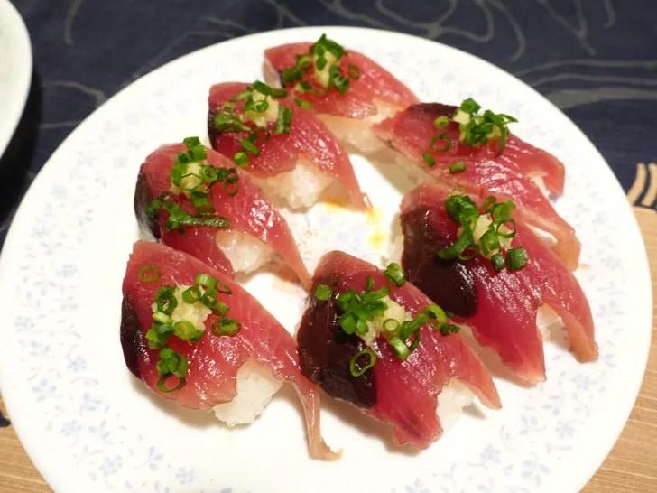 高知県奈半利町のふるさと納税 お寿司