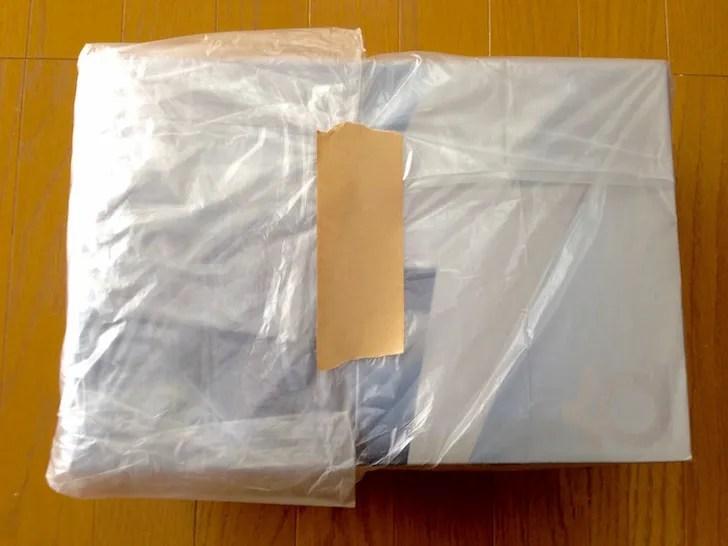 佐川急便で発送する荷物を梱包