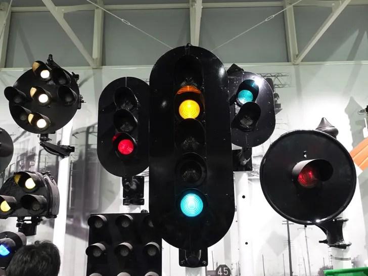 京都鉄道博物館 信号