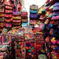 メキシコのマーケット