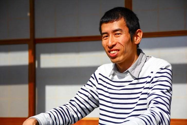 松本さんインタビューアイキャッチ(善照寺にて)