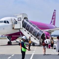ターミナル間違いに要注意!関西国際空港でPeach(ピーチ)に乗る方法