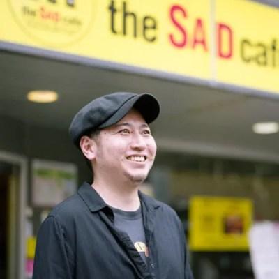 休みがたくさんないからこそ、仕事を楽しめるものにしたい。原宿「the SAD cafe」オーナー杉本薫さん