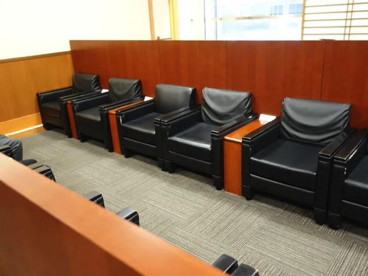 成田空港 第2ターミナル IASS Executive Lounge