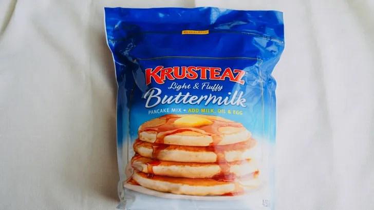 クラフテーズ バターミルクパンケーキミックス(パッケージ)
