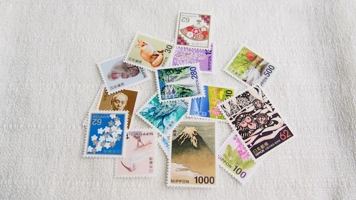 バイセルで買い取ってもらった切手