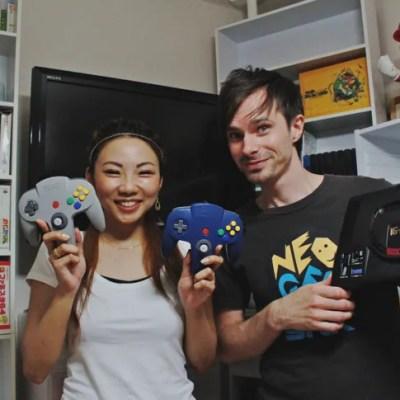 ゲームはおもちゃじゃない、日本の文化。中古ゲーム機を蘇らせ海外に販売するコスキマーご夫妻