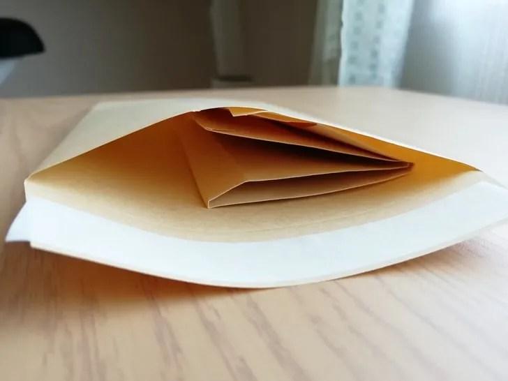 【返信用封筒】返信用封筒は四つ折りだと封筒に入れやすいがかさばる