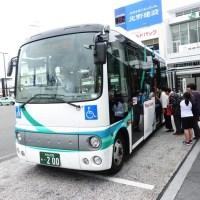 松本駅 バス タウンスニーカー