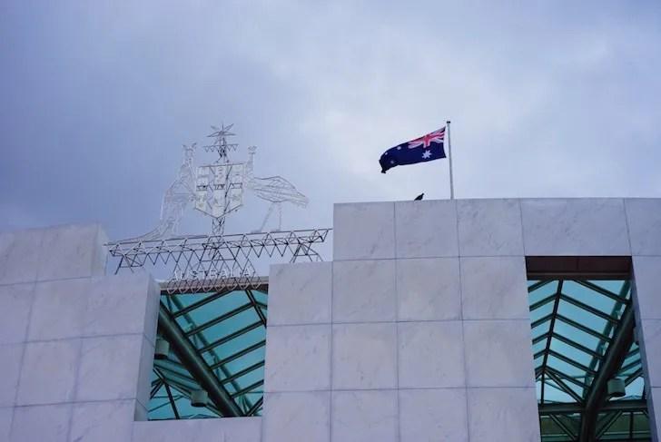 オーストラリアの首都・キャンベラ