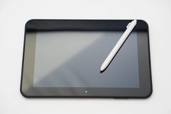 スマイルゼミ 三角ペン