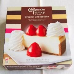 コストコ「チーズケーキファクトリー オリジナルチーズケーキ」の値段やカロリー・食べた感想まとめ