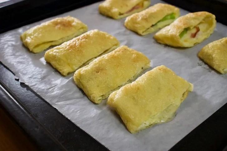 油揚げのチーズ焼きのレシピ