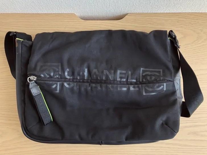 【銀蔵】CHANELのバッグ