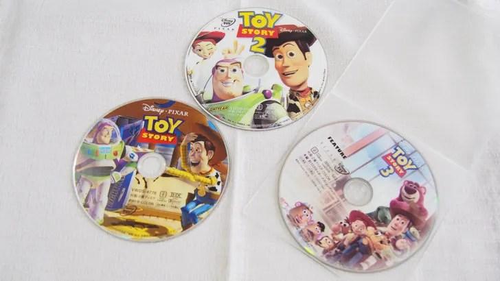 メルカリでCD・DVDを高く売る方法(人気のないCD・DVDはまとめ売りにする)