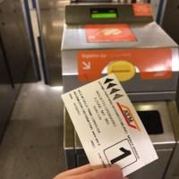 ミラノ地下鉄のチケットを買う方法