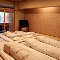 ニューフジヤホテルの部屋